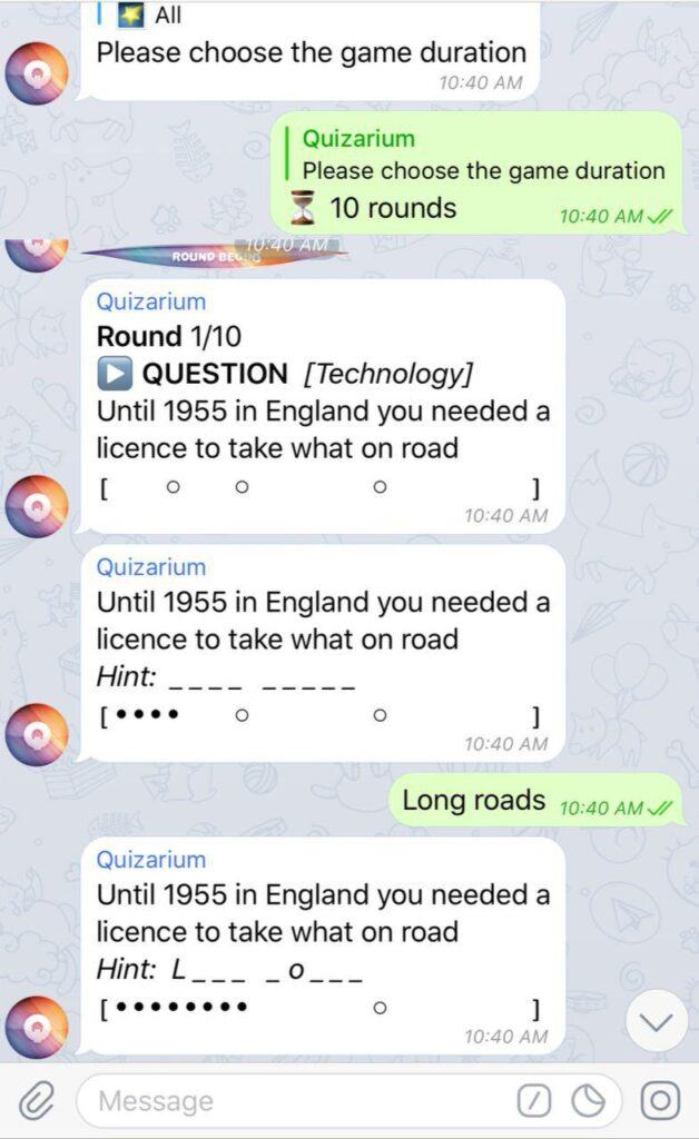 telegram games: 10 top hits to play with your friends and family